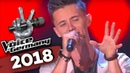 Шоу Голос Германия Маттиас Небель с песней Постель из роз The Voice Germany 2018 Matthias Nebel Bed Of Roses оригинал Bon Jovi