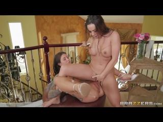 Abigail mac & felicity feline bisexual bride [big naturals, big tits, lesbian, natural tits, toys, trimmed pussy, 1080p]