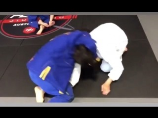 priscilla herrera in gi bjjmania girls