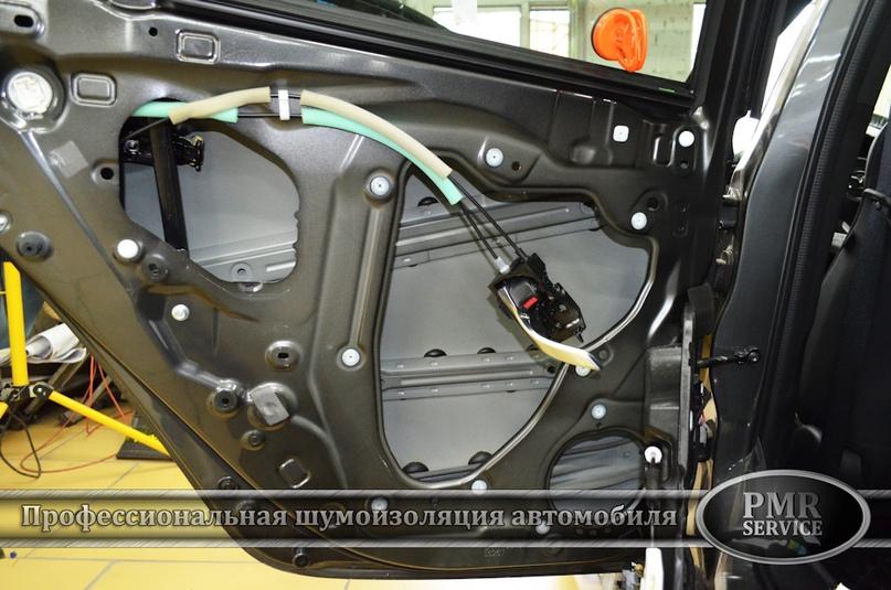 Шумоизоляция Mazda 6, изображение №7