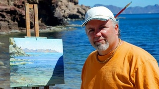NEW COURSE! Painting in the Field with Ronnie Williford ** Pre-Order Sale! #ART