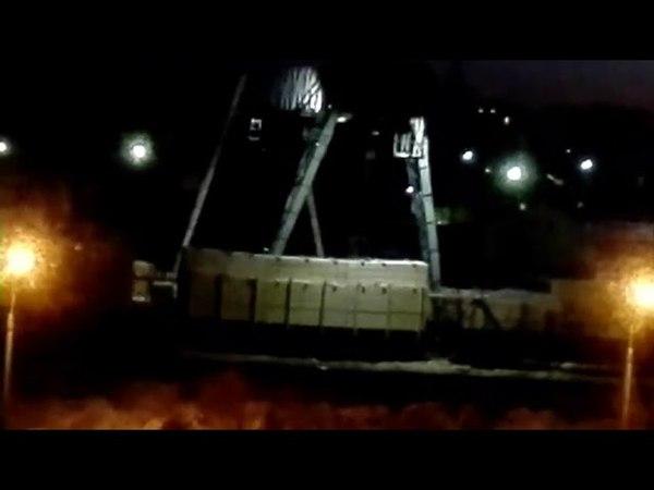 Шумные погрузки в сыктывкарском Дырносе