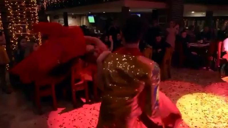 Циркус в ресторане ГриннБир