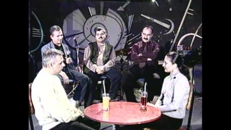 JAZZMAN - Салман Гамбаров Бакустик джаз (2000) Бакинский джаZZ