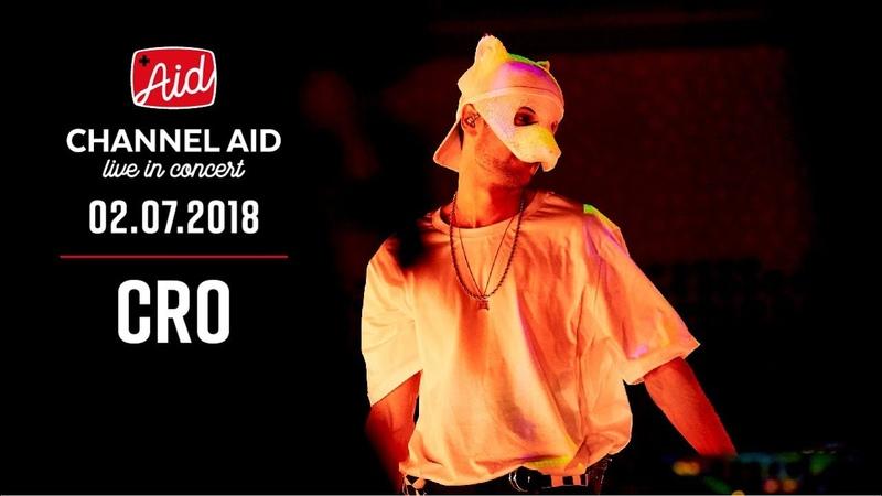 CRO - Forrest Gump (live aus der Elbphilharmonie Hamburg) CALIC2018