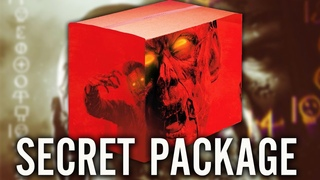 TREYARCH SENT ME A SECRET ZOMBIES PACKAGE