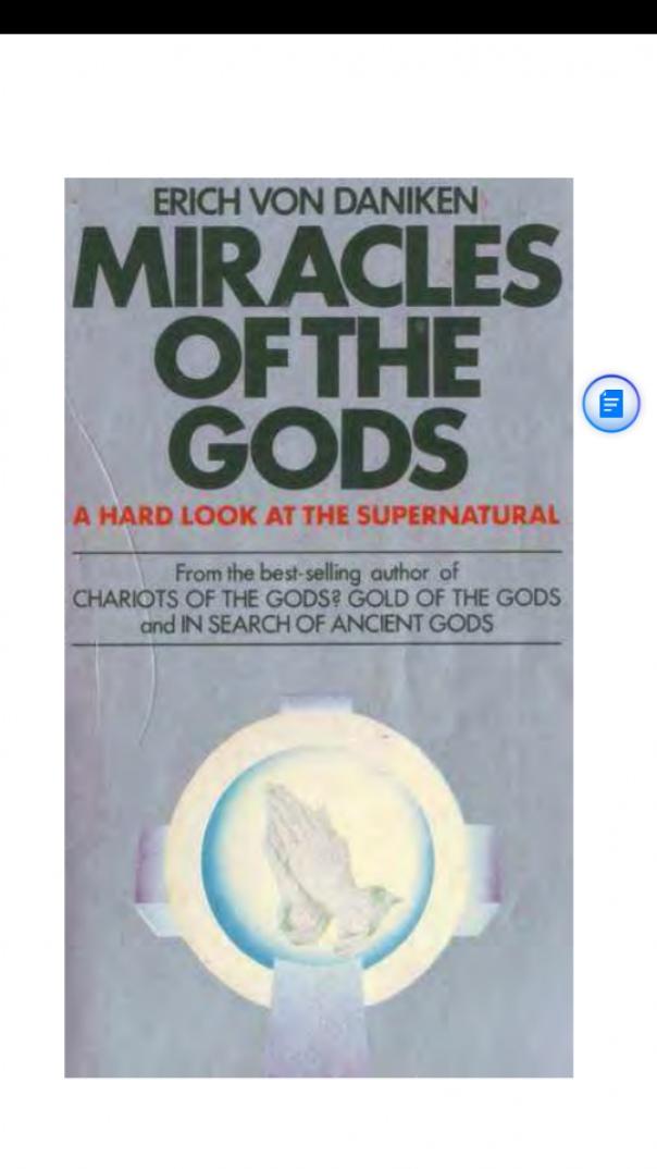 Erich Von Daniken - Miracles Of The Gods