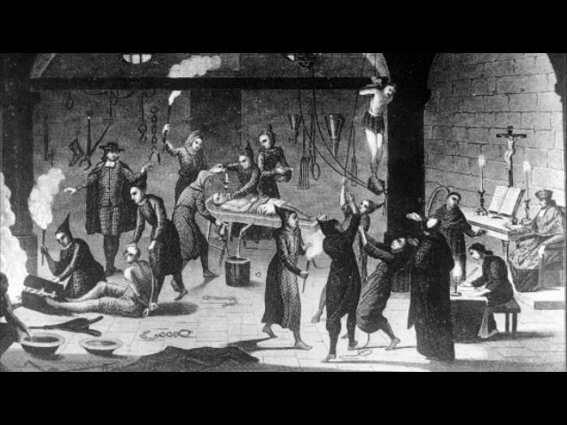Инквизиция рассказывает историк Ольга Тогоева