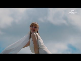 Заплетала реку в косу...Подарок жениху от невесты...