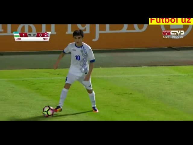 Quqon MESSisi Uzbek Futboli Kelajagi JAVOHIR SIDIQOV