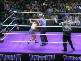 Women Of Wrestling - Unleashed PPV: Part 4 - Heather Steele Vs Nicky Law
