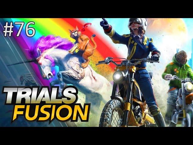 HALLOWEENIES Trials Fusion w Nick