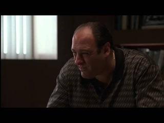 Тони Сопрано и среднестатистическая шкура, которая имитирует некие модели поведения