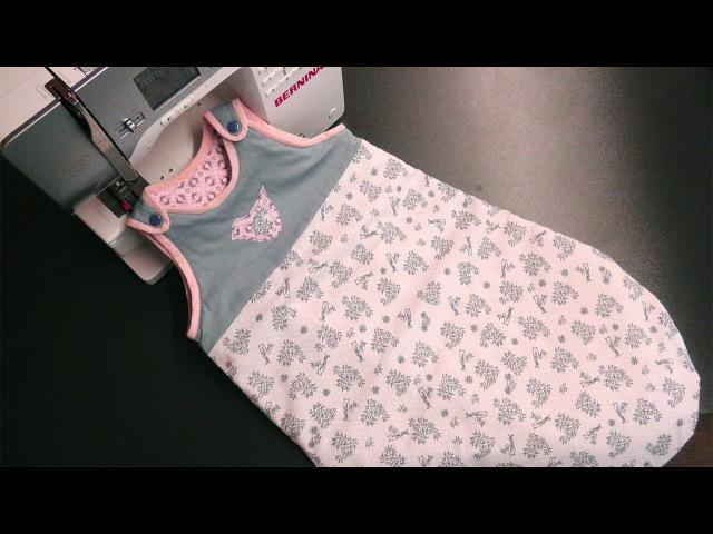 Click create 3 Kuscheliger Baby Schlafsack