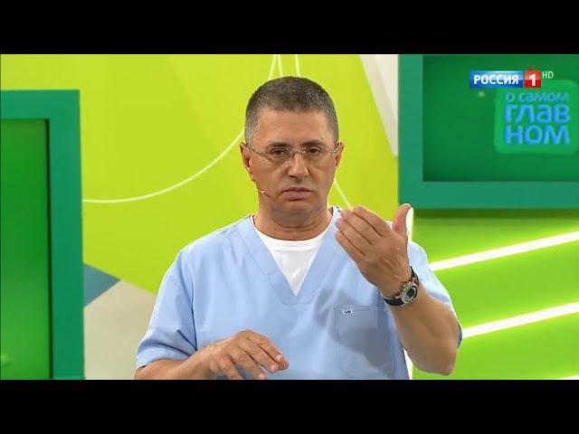 Гигрома | Доктор Мясников О самом главном