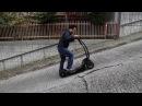 전동킥보드 electric scooter / WEPED ver.R uphill