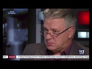 """Петр Копка, бывший и. о. начальника ГУ разведки СБУ, в программе """"Гордон"""". Выпуск о ..."""