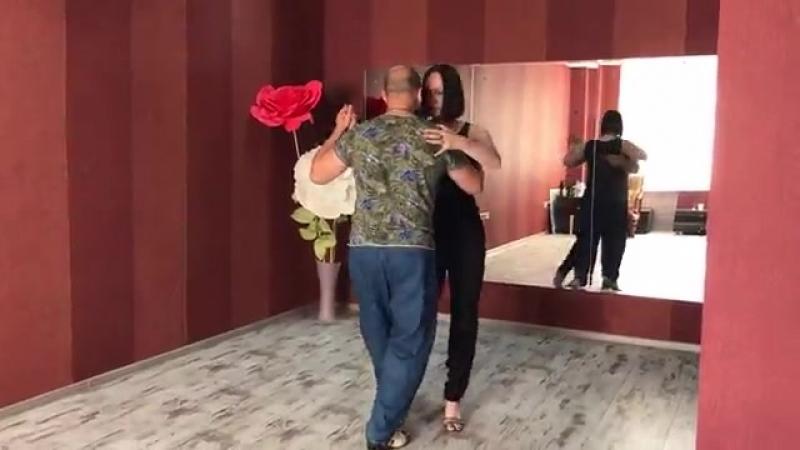 Дмитрий Лиферов и Светлана Акатова TangoLife 12072017