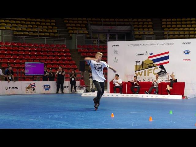 10th WFSC 2016 Timchenko Sergey 1 place