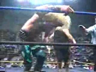 Classic WCW - Cactus Jack vs Van Hammer