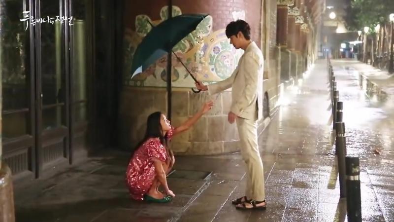 Lee Min Ho - Legend of The Blue Sea Behind The Scene - 18.11.2016 » Freewka.com - Смотреть онлайн в хорощем качестве