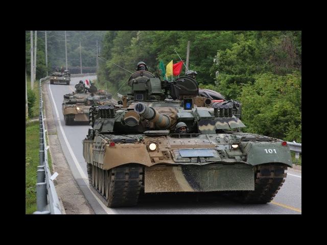 Южнокорейские Т 80У