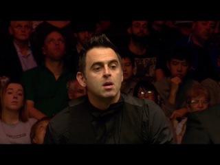 Ronnie O'Sullivan vs Mark Davis ᴴᴰ Snooker English Open 2017