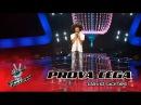 David Gomes - Crazy in Love   Provas Cegas   The Voice Portugal