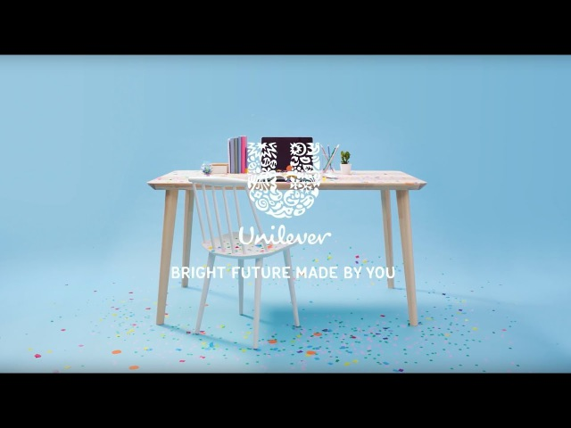 Unilever Imagine What You Could Do…