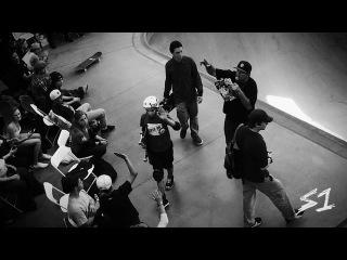 S1 Helmets Cash Money Kenton World Cup Skateboarding Vans Am Combi Pool Contest 2016
