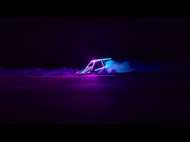 Lorn Acid Rain Neon Race