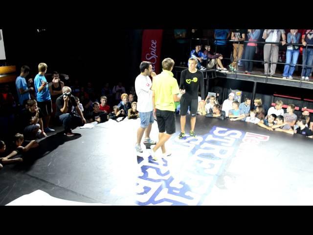 RBSS Finale Artes vs Emelyanov