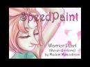 Warrior Pearl SpeedPaint Steven Universe by Madam Monochrom 2 0