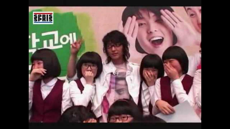李準基Lee Joon Gi 2008 SPRIS fan event