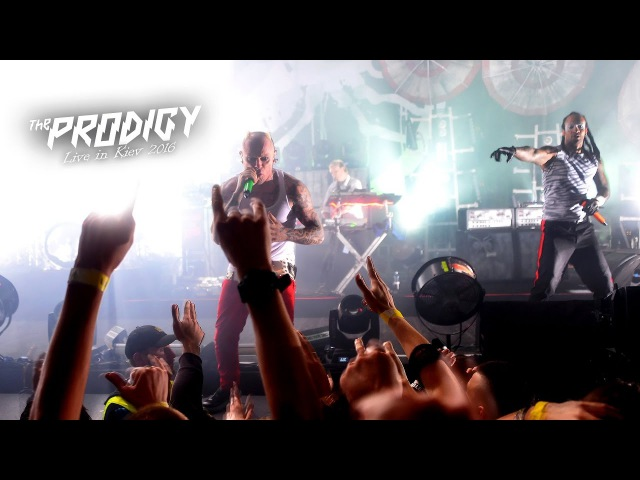 The Prodigy Live At Midtfyns Festival Denmark 1998