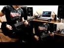Молодые ветра - 7Б Metall guitar cover LINE 6 POD X3 LIVE IBANEZ MTM2