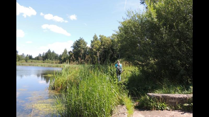 Поход на озеро Маслёнка Дзержинск в объективе и объективно нижегородская область