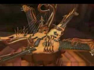 Невероятный механический музыкальный робот.flv