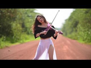 Rockabye (Clean Bandit ft. Sean Paul  Anne-Marie) - Electric Violin Cover _ Caitlin De Ville