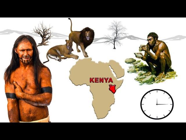 Археологические находки из Кении раскрывают детали из жизни людей в каменном веке Антропогенез