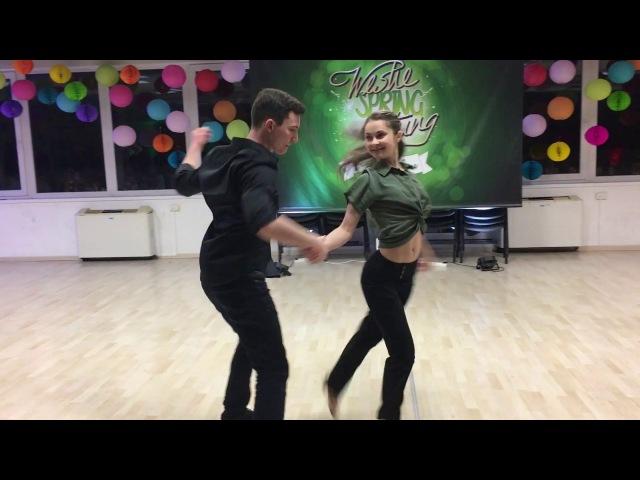 Semion Ovsiannikov Maria Elizarova Westie Spring Thing 2018 Pro Show Demo