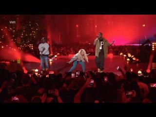Havoc, Lil' Kim & Fabolous - Quiet Storm (1080p) [Live at VH1 «Hip-Hop Honors: The 90's Game Changers»  09/17/2017]