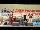 Восточный танец «Барабаны». исполняют Людмила Кузнецова и Ольга Ильина.