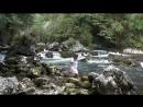 Абхазия. Река Мчышта. Экскурсия на Форелевое хозяйство.