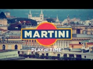 Музыка из рекламы martini play with time (madisyn ritland, ravshana kurkova, alexander petrov, camille charriere) (2017)
