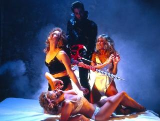 Резня на ночном девичнике 2 / The Slumber Party Massacre 2 (1987) СМЕШНОЙ ПЕРЕВОД (#ДиоНиК)