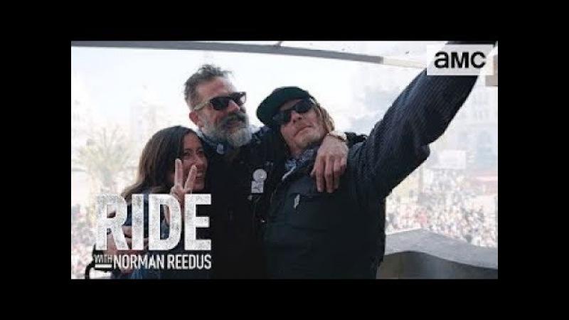 'Spain w/ Jeffrey Dean Morgan' Season Premiere Talked About Scene Ep. 201 | Ride with Norman Reedus