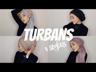 MY MOST WORN TURBAN STYLES | Hijab Tutorial | MishaArtistry