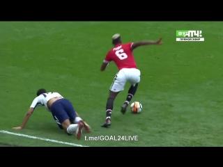 Манчестер Юнайтед 2 1 Тоттенхэм   Кубок ...зор матча (720p).mp4