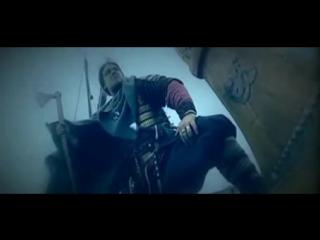 Amon Amarth - Twilight Of The Thunder God (Official Video + перевод)